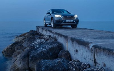 Audi Q5. Life is calling. The concept behind the Manifesto