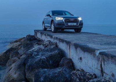 Audi Q5. Life is calling