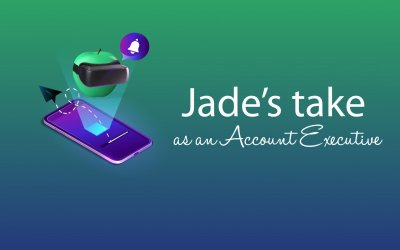Jade's take as an Account Executive
